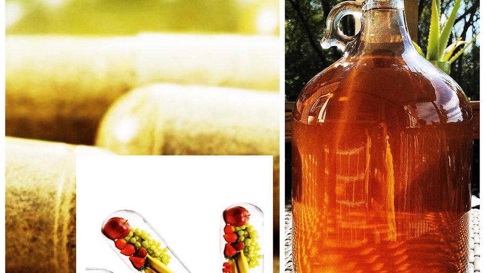 Energy & Metabolism Booster Herbal Vitamins and Tea