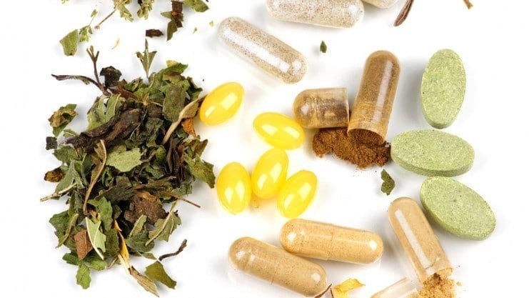 Sexual stimulant herbal vitamin packs (30), wash & organic lubricant