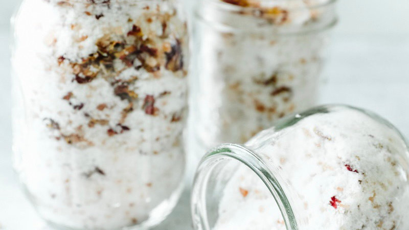 Dry Skin Bath Soak & Shower Kit