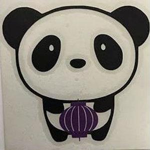 Decal G -Cub with Purple Lantern