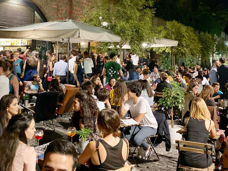 Here's Where To Drink in Rome's Testaccio and Ostiense