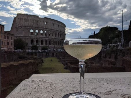 Cocktails & the Colosseo - The Court