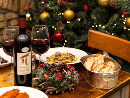 Where to have Christmas Lunch in Rome?