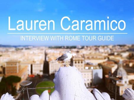 Davvero Rome's first written interview! By Sam Sarkisyan photographer, journalist and travel lover