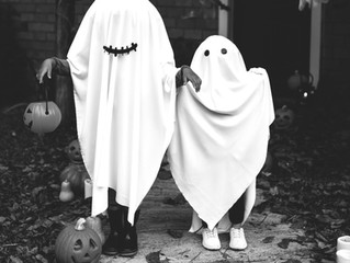 What's Scarier than a Ghost on Halloween?