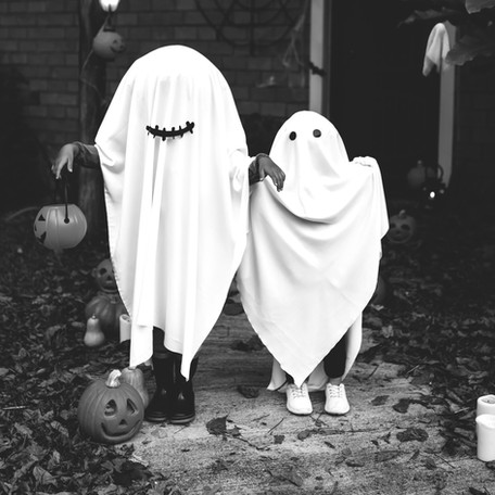THE GHOSTS OF HALLOWEEN PAST