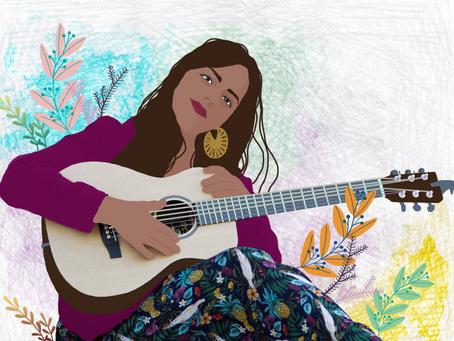 Esmeralda Guillén: el tesoro de una voz en resistencia