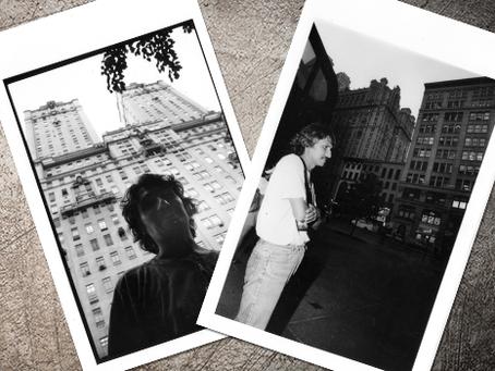 Carlos Arellano y esas canciones en New York