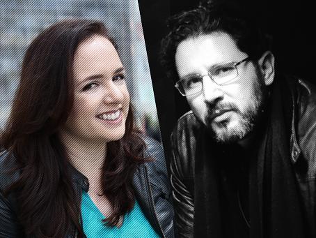 Paola Poucel y Jesús Alarcón: cine poblano independiente con amor desde NYC