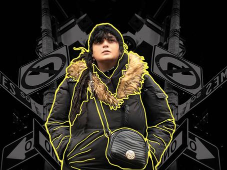 Audry Funk. Una rapera poblana que habita New York City