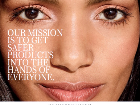 BIPOC at Greater Risk for Toxic Products