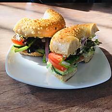 Heap o' Veggie w/ Bread