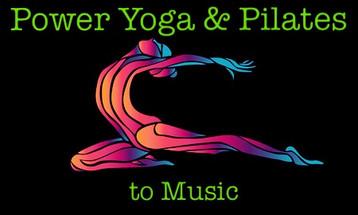 Power Yoga & Pilates to Music