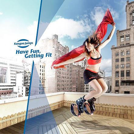 Kangoo Jumps fun rebounding shoes