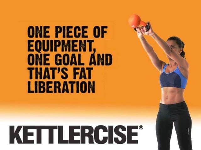 Kettlercise & Core Livestream