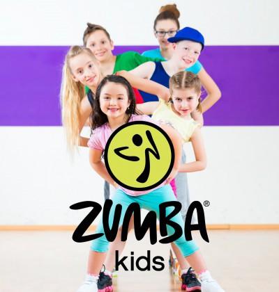 Zumba Kids Dance Classes