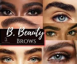 B. Beauty Basics- The Brow Edition