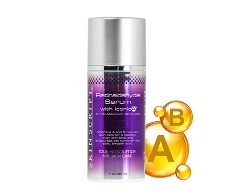 RETINALDEHYDE SERUM W/ ICONIC A