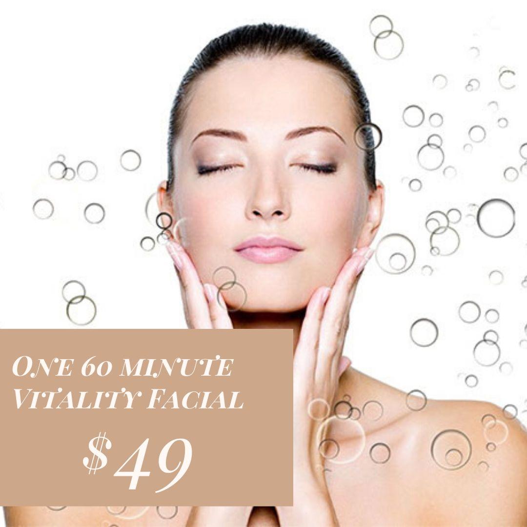 Vitality Facial Deal #1