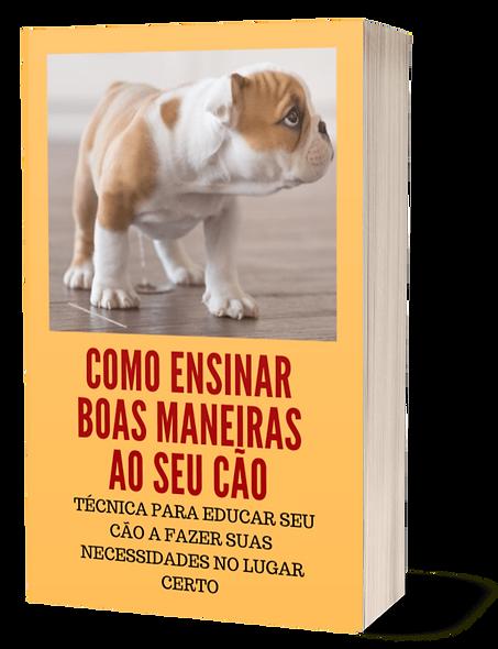 E-book Educar seu cão