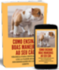 E-book - Como Educar Seu Cao