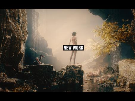 "New Work - ""The Garden of Eden"""
