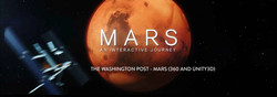 The Washington Post - Mars an Interactive Journey