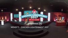 """Wendy's """"Chicken-Lightenment 2017"""""""