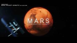 MARS VR ANIMATIC