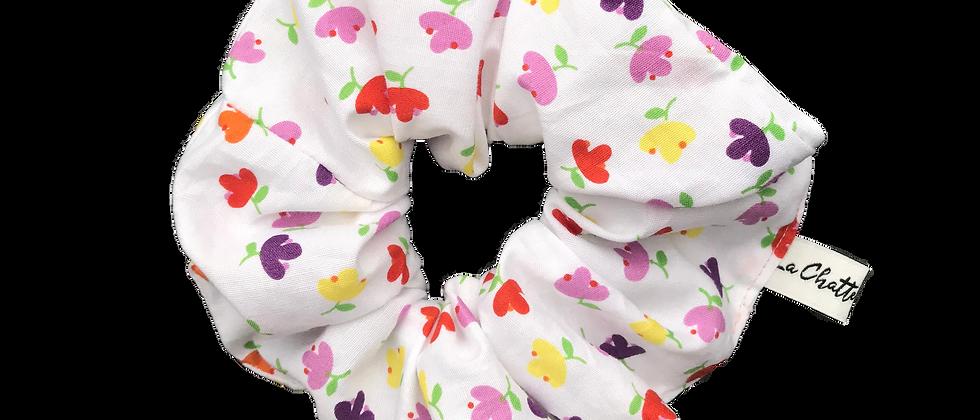 Poppy Scrunchie