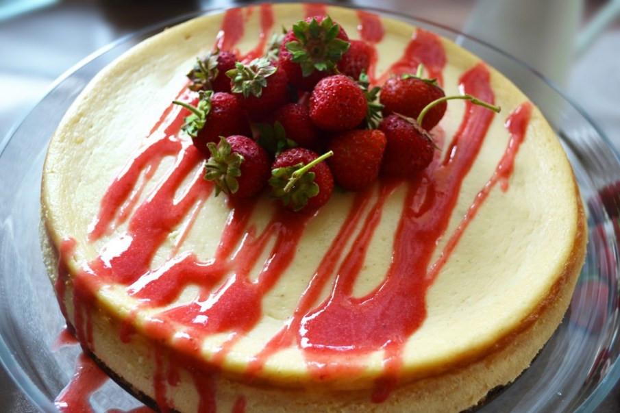 Cheesecake_Kuchen