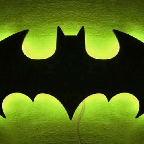 Batman-Lampe – das richtige Licht für Comicfans