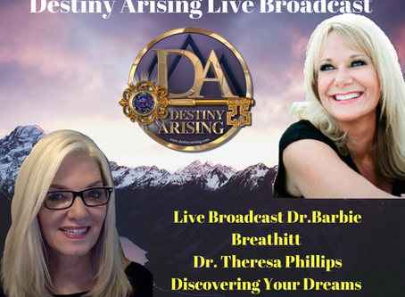 Free Broadcast With Barbie Breathitt 15 May @7 PM CDT
