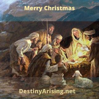 Merry Christmas From Destiny Arising