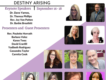 Join us for the 2021 Destiny Arising Virtual Summit!