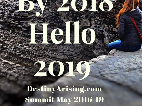 Thank You Destiny Arising And...
