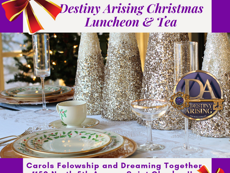 Destiny Arising Annual Luncheon Dec 15