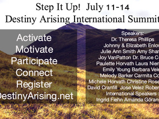 Replay Broadcast With Elizabeth Enlow & Dr Theresa Phillips