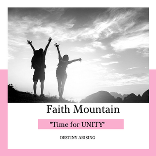 The Month of March is The Faith Mountain