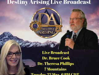 Dr Bruce Cook  Dr Barbie Breathitt WOW Register Now!