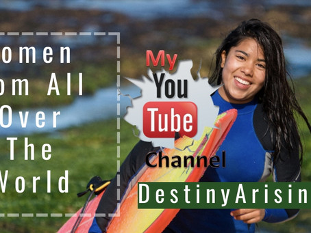 """A New YouTube Channel For DestinY Arising Please Subscribe """"PLUS A SPECIAL DISCOUNT!"""""""