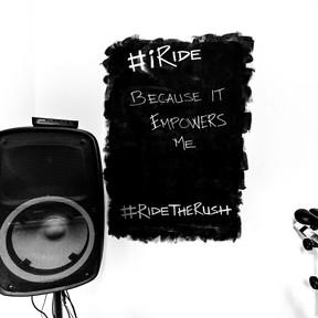 Rush Spin studio commercial design Renov