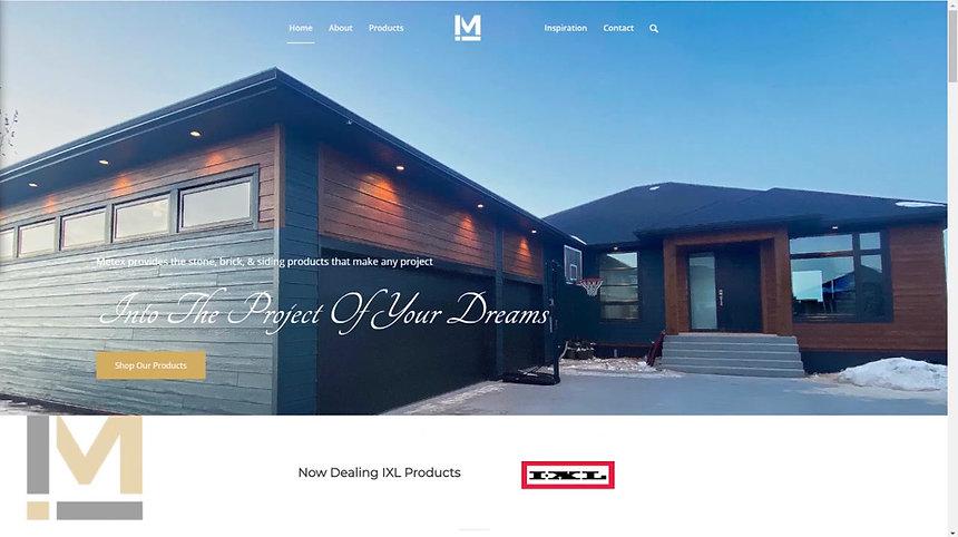 Metex Supply Co's New Website