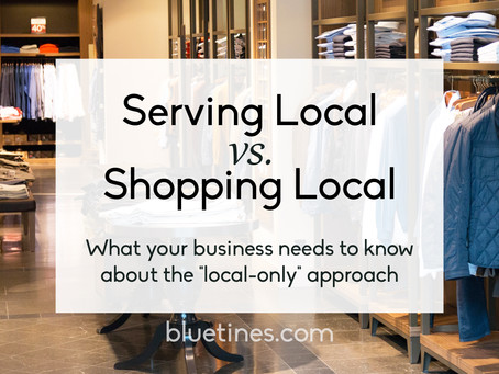 """The """"Local Only"""" approach and why it might not work for you"""
