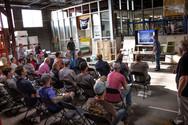 Laticrete Demo Day at McKenna Distribution