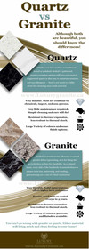Infogrpahic Luxury Granite Granite vs Qu