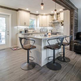Corbett kitchen Living Room Renovation D