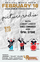 Picture Radio EP Release Poster Final
