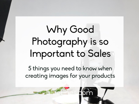 Why good photography is important to your customers