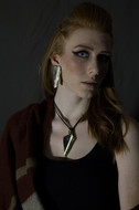 Joyce Needham Porcelain Jewelry with Little Biz Marketing & Design